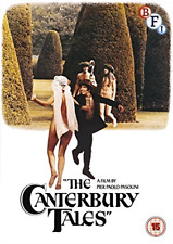 The Canterbury Tales (Re-Issue)  (UK IMPORT)  DVD NEW
