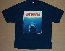 Vintage Universal Studios Jaws Duh Duh Shirt XL