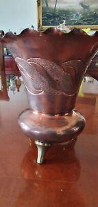 Lovely Art Nouveau Christopher Dresser design Pot Benham & Froud c1885