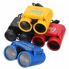 2.5 x 26 Kid Children's Magnification Toy Binocular Telescope + Neck Tie Strap