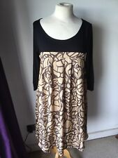 M&S Limited Collection Autumn Dress 10