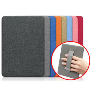 PU Smart Case Cover With Hand Strap For All-New Kindle 2019 Paperwhite 4/3/2/1