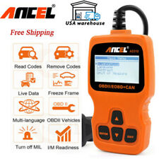 Universal AD310 OBDII 2 Car Code Reader reset engine Analyzer Diagnostic Tool