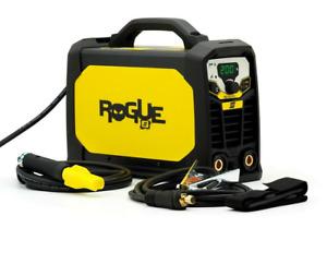 Esab Rogue ES 200i PRO 200A Schweißgerät Wechselrichter ARC Elektroden MMA WIG