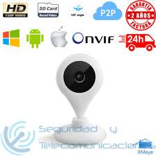 CAMARA IP WIFI ONVIF HD 720p H.264 2.8mm INTERIOR P2P XMEYE RAINDROP