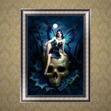 Skull Beauty DIY 5D Diamond Painting Embroidery Cross Stitch Kit Home Decor