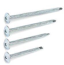 20 window frame zinc steel bay pole screws 4.8mm x 70mm
