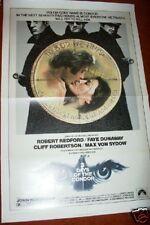 THREE DAYS OF THE CONDOR  1975 original Movie Poster