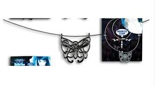Butterfly Necklace Magnetic Clasp