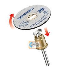 DREMEL Multi Herramienta Accesorios SC406 Speedclic Corte Despegar Ruedas