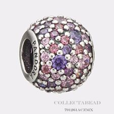 Authentic Pandora Silver Multi Colored Pave Lights Bead 791261ACZMX *LAST ONE