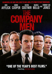The Company Men (DVD, 2011) DVD Disc Only D2
