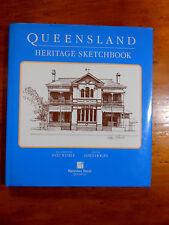 HOGAN, Janet. Queensland Heritage Sketchbook. 1988.