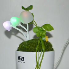 NEW Avatar Ceramic Plant Bedroom Lamp Night led Light china Lamp Romantic Gift