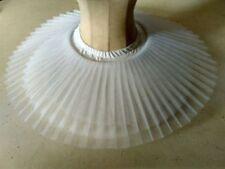 Professional Ballet Tutu 8 Layers Hard Organdy Platter Skirt Adult Ballet Costum