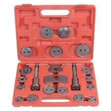 Universal 22pcs Disc Brake Caliper Piston Rewind Tool Kit Set Auto Wind Back Car