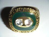 World Champions 1973 MIAMI DOLPHINS Football Super Bowl VIII Replica Ring