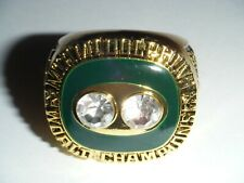 World Champions 1973 MIAMI DOLPHINS Football Super Bowl VIII Replica Ring