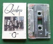 Quireboys 7 O'Clock / Pretty Girls Cassette Tape Single - TESTED