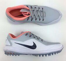 b7676f07dc Nike Lunar Control Vapor 2 Golf Shoe White Atomic Pink Women Size 10.5
