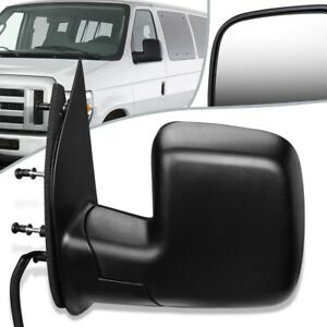 Fit 07-08 Ford F150 F250 F350 F450 OE Style Powered Door Mirror Left FO1320288