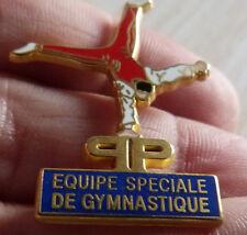 PIN'S SPORT EQUIPE SPECIALE DE GYMNASTIQUE ARTHUS BERTRAND