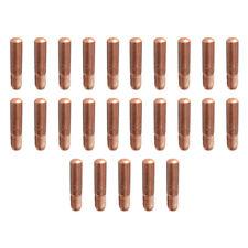 25 Pk 000067 030 Contact Tips For Miller Hobart Mig Welding Gun 000 067