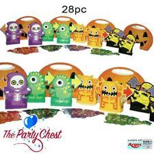 28 PCS BOO BUDDIES HALLOWEEN CANDY HUNT PARTY GAME Fun Kids Halloween Game 96717