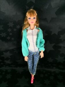 Barbie Articulated Fashionista Doll - Style Glam 100+ Poses - Midge