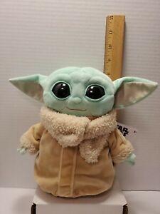 "C2 - Star Wars Mandalorian The Child 8"" Plush Baby Yoda Doll |  Mattel GWH23"