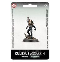 Warhammer 40k Officio Assassinorum Culexus Assassin NIB
