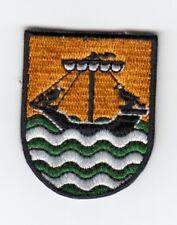 Lissabon Wappen Patch Aufnäher Portugal Lisboa