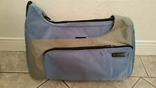 LOOK!! VICTORINOX SWISS ARMY EXPANDABLE MESSENGER LAPTOP BAG BRIEFCASE NWOT!!