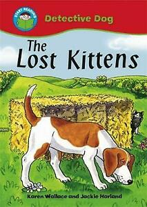 Start Reading: Detective Dog - The Lost Kittens  **NEW PAPERBACK**