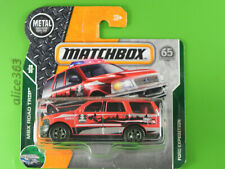 Matchbox 2018 -  Ford Expedition -  MBX Road-Trip -  110 -  neu in OVP