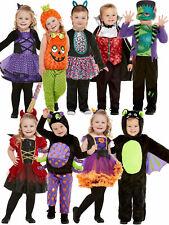 Toddler Halloween Costume Childrens Kids Devil Pumpkin Fancy Dress Outfit Baby