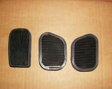 Serie copri pedali freno frizione acceleratore Fiat 600/600 D