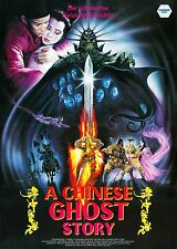 movie film repro chinese ghost story Poster  A3 This A print
