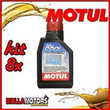 KIT 8X 500ML MOCOOL MOTUL ADDITIVO RADIATORE MOTUL 500 ML - 8x 102222