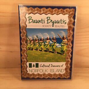 BAUNTI BYNNTIS BOUNTY BEAUTIES Cultural Dancers of Norfolk Island DVD Movie Film