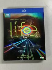 Life (Blu-ray 2010 4-Disc Set) BBC Earth Life Gift Set Narrated by Oprah Winfrey