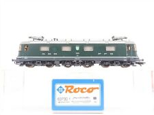 HO Scale Roco 63730.1 SBB FFS Swiss Railway Re 6/6 Electric #11644 - DCC Ready