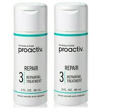 (2 PACKS) Proactiv 2oz Repairing Treatment 60 Day Proactive Lotion Step 3