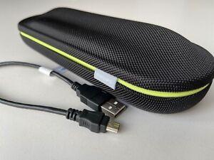 Philips HX9210 Sonicare DiamondClean USB-Ladegerät-Reiseetui - Schwarz