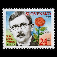 Slovakia 2007 - Robert William Seton-Watson Historian - Sc 529 MNH