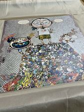 "Takashi Murakami Print ""A Space Of Philosophy"" Edition 300 Signed And Numbered"