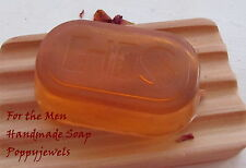 MEN ONLY SOAPS FOR THE MAN IN YOUR LIFE CHOOSE FROM 4 DESIGNS  GIFT WRAPPED