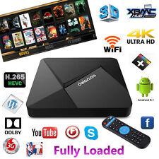 DOLAMEE D5 Smart Mini TV BOX Android 5.1 4K HD 8GB Quad Core WiFi Bluetooth VIP1