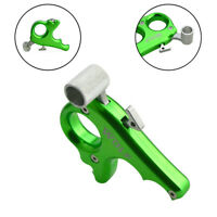 Archery Compound Bow Release Aids 3 Finger Grip Caliper Thumb Trigger
