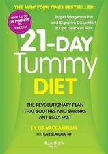 21-Day Tummy Diet: The Revolutionary Plan That Soothes & Shrinks Any Belly Fast